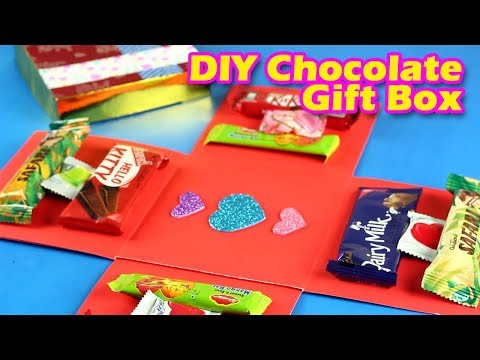 Creative Gift Wrapping Ideas 🎁 DIY Chocolate Gift Box 🍫 Christmas Gift Ideas | Paper Crafts 🔥