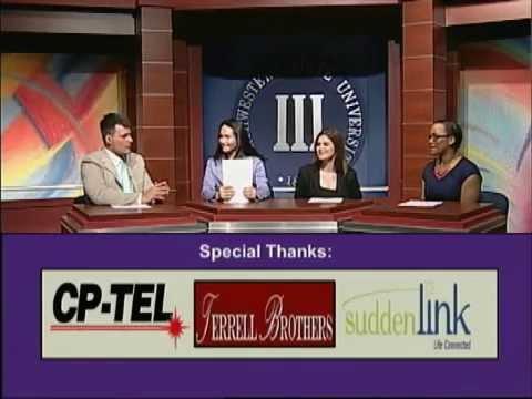 NSU News on NSU TV - April 24, 2014
