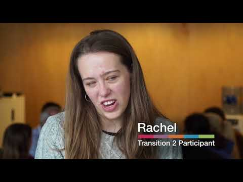 Watch how our Transition Service is changing lives