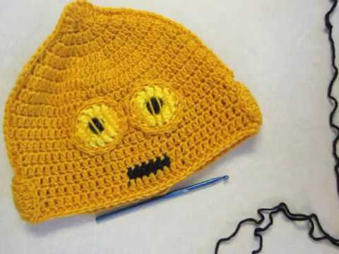 Part Two C 3po Crochet Droid Hat Tutorial Inspired By Star Wars