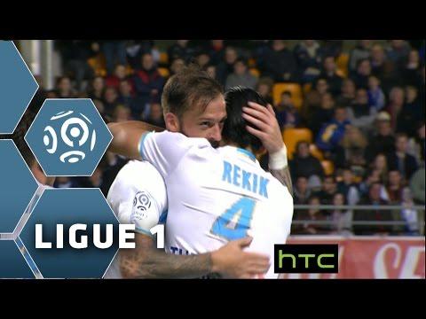 Goal Steven FLETCHER (61') / ESTAC Troyes - Olympique de Marseille (1-1)/ 2015-16