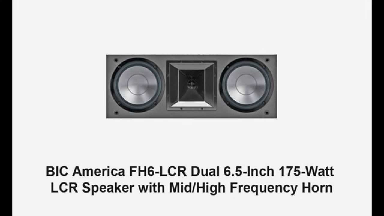 10 The Best Center Channel Speakers Youtube Boston Acoustics A 225c