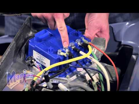 Torque Controller for Club Car Precedent 2008.5 and Newer | How to Install Video | Madjax® Golf Cart