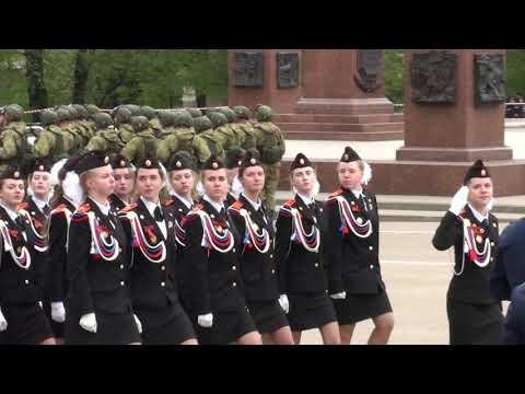 Военный парад. Великие Луки. 9 мая 2019г.