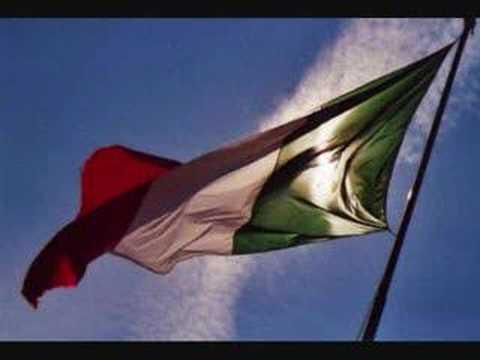 Canto popolare - Bandiera tricolore