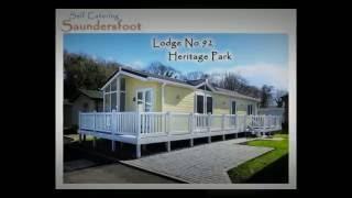 Self Catering Saundersfoot Lodge 92