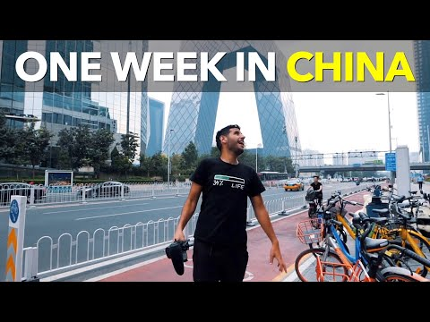One Week in China