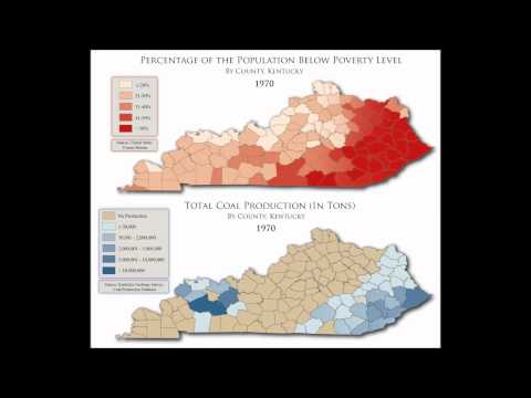 Coal Production and Poverty in Kentucky