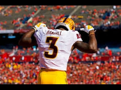 Damarious Randall // ASU Safety Career Highlights HD