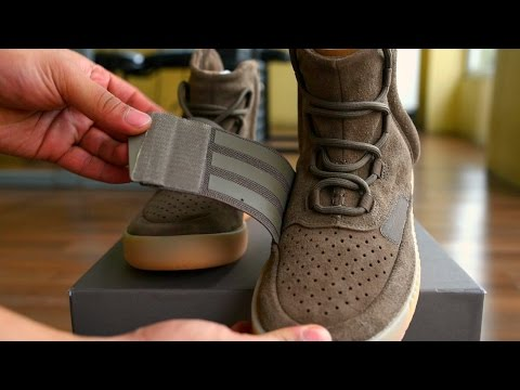 Adidas Yeezy Boost 750 Chocolate Review