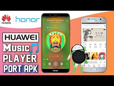 Huawei Music Player Port Apk For Any Android: Online Music+FM Radio 🔥