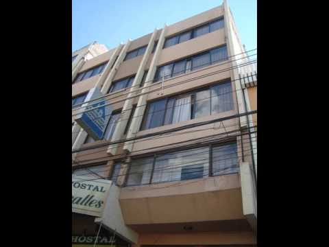Hostal Versalles - Cochabamba - Bolivia, Plurinational State of