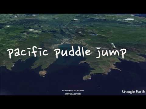 Pacific Puddle Jump, Mexico to French Polynesia