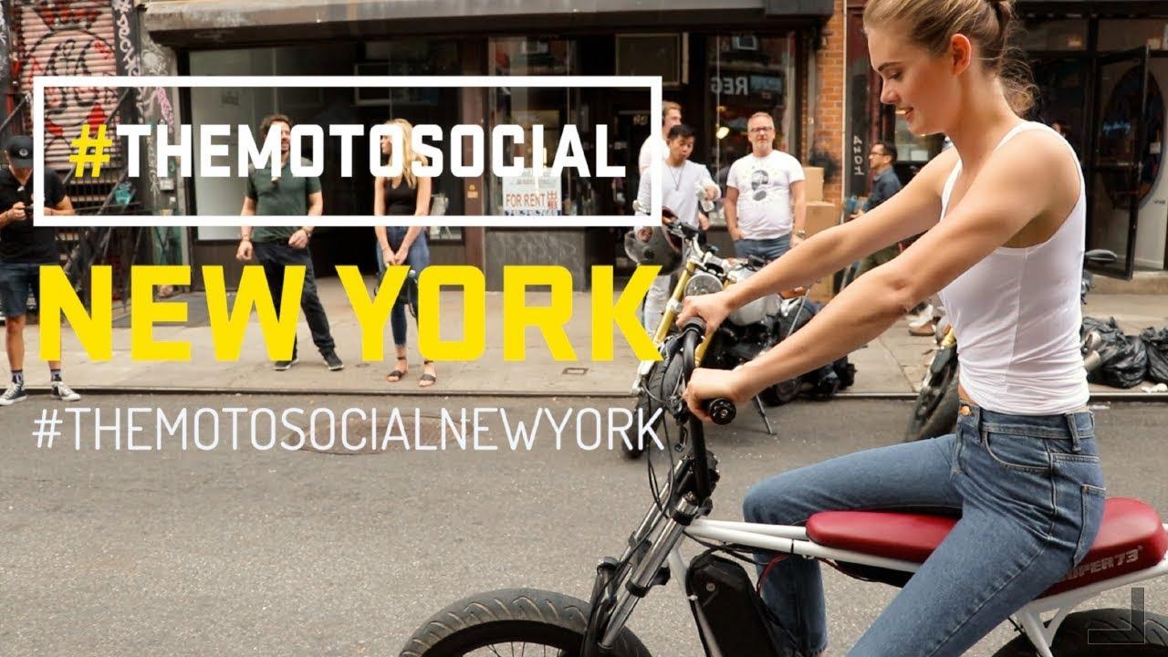 #THEMOTOSOCIAL - NEW YORK