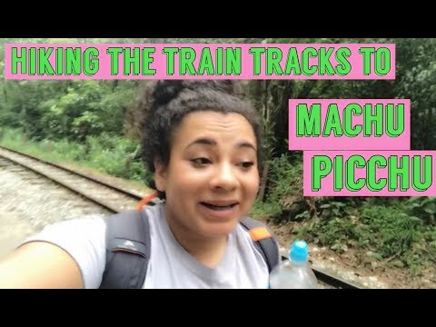 Cheapest way to Machu Picchu | Cusco to Aguas Calientes | Vl