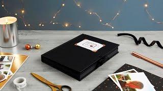 How to Create a DIY Photo Album for Christmas