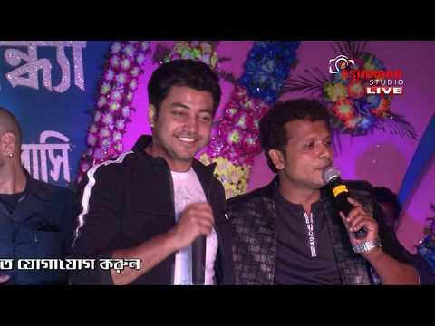 Star Jalsha Serial Vojo Gobindo live performance  on stage