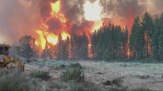 Bootleg Fire grows to over 150,000 acres