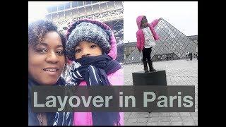 Layover in Paris Vlog 2018