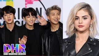 More celebrity news ►► http://bit.ly/subclevvernews bts slay their amas performance, and jelena having problems? all this & on today's dhr. for cle...