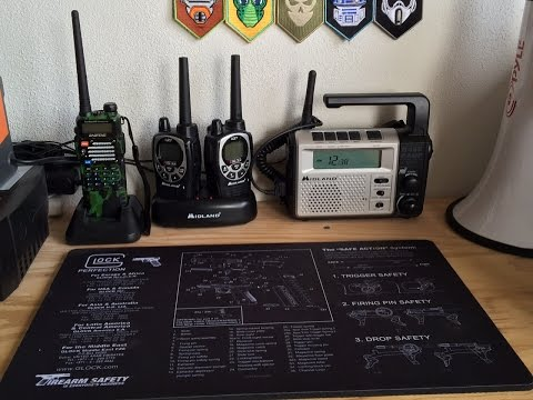 Emergency Communications: Necessary Knowledge & Gear
