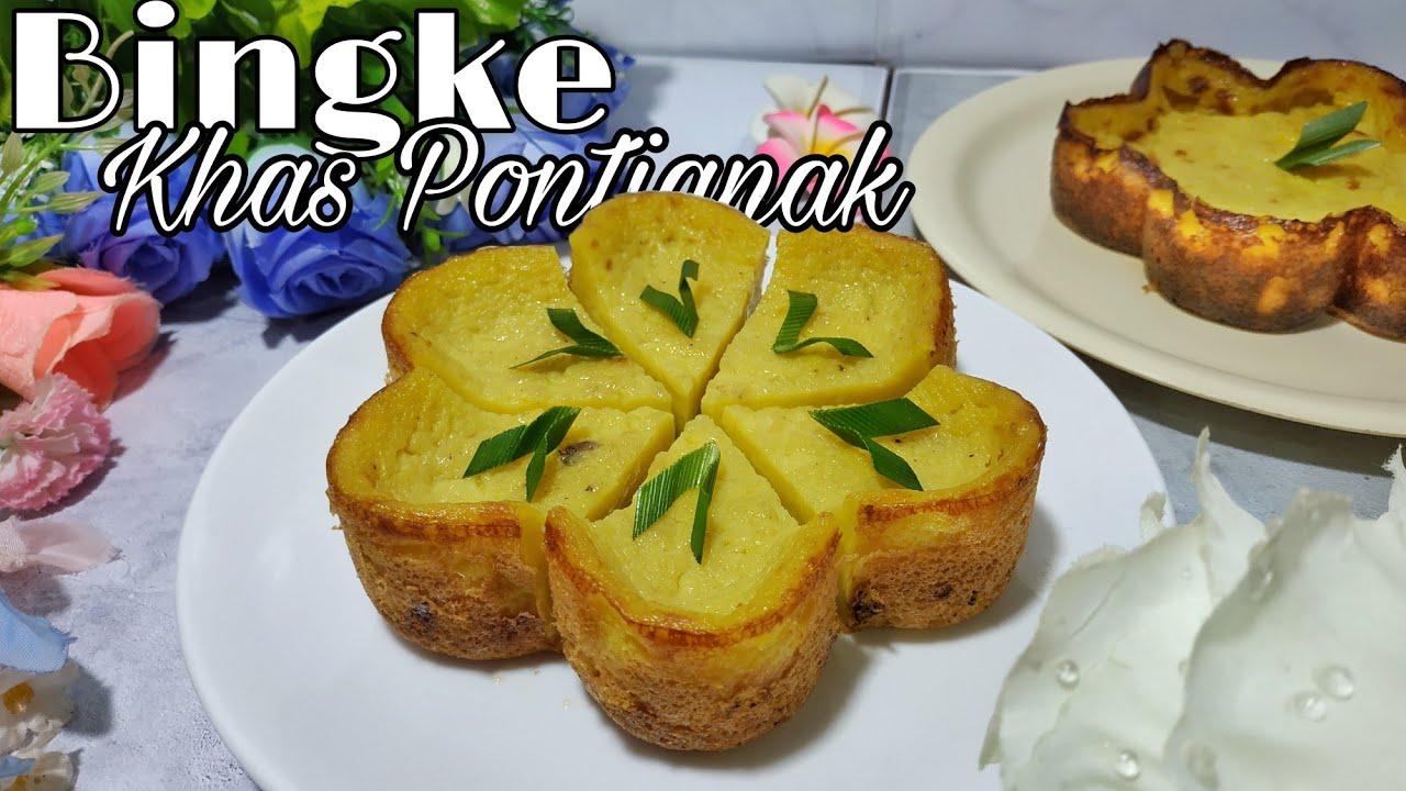Resep Bingka Ubi Kayu Singkong Oleh Nova Kitchen Cookpad