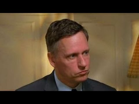 Thiel: Need to rethink tariffs in light of trade deficit with China