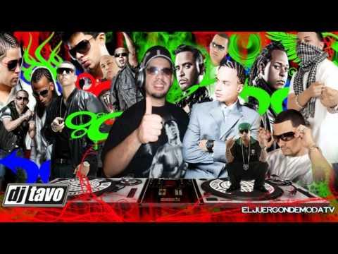Dj Tavo Salsa Mix 2011●► Virgen - Adolescente´s HD El Juergon De Moda.