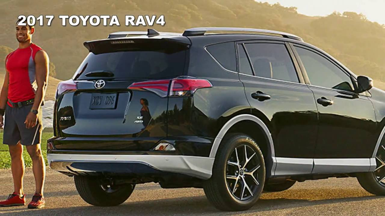 2017 toyota rav4 crossover suv the right choice for any. Black Bedroom Furniture Sets. Home Design Ideas