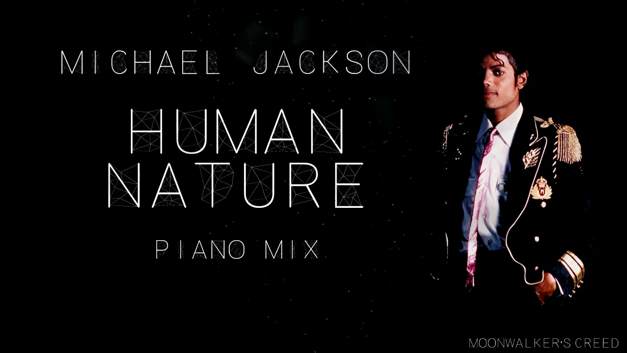 Youtube Michael Jackson Human Nature Video
