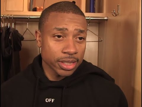 Isaiah Thomas Postgame Interview | Thunder vs Cavaliers | Jan, 20