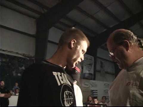 MMA Amateur - James Chapman.