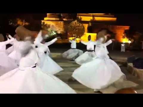 Whirling Dervishes of Konya pt1