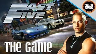 DAT PHYSICS THOUGH! | Fast Five: The Game