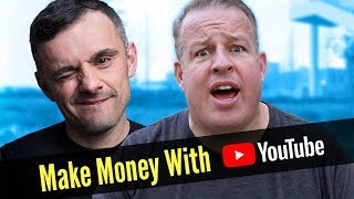 Power Tip: How To Make Money on YouTube with Gary Vaynerchuk