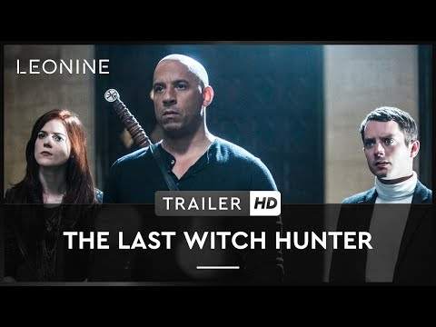 THE LAST WITCH HUNTER | Trailer 02 | Deutsch from YouTube · Duration:  2 minutes 4 seconds