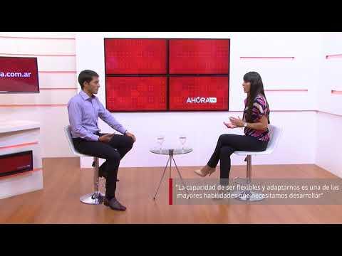 AHORA TV | Entrevista con Estefanía Gelroth