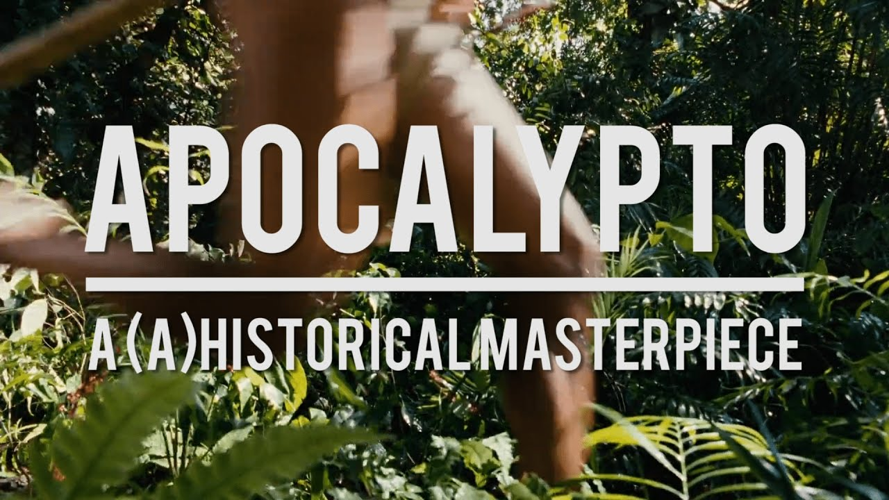apocalypto the universality of the chase apocalypto the universality of the chase