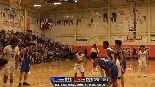 Folsom vs salesian college preparatory boys basketball cif state open division 3/9/18