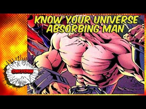Absorbing Man Origins - Agents of Shield TV Villians