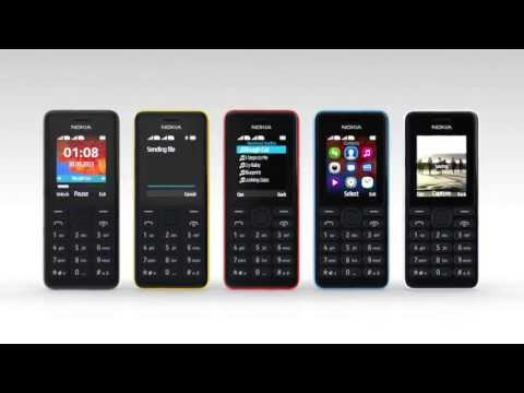 Nokia 108 Dual SIM Commercial