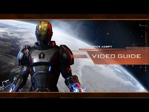 ME3M: Phoenix Adept Video Guide