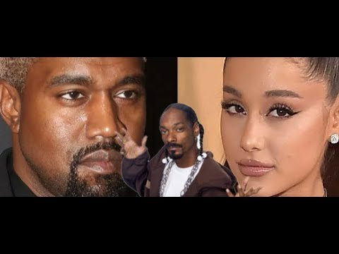 Ariana Grande FORCED To Apologize To Kanye West When YE Is Just As Guilty Using Situations To SELL