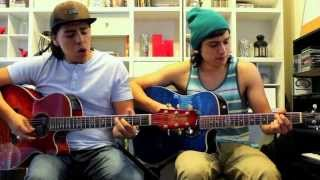 Mayday Parade - You Be The Anchor That Keeps My Feet on the Ground... (Acoustic Cover)