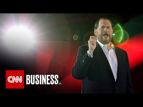 Marc Benioff on privacy, regulation, and tech's ethical dilemma