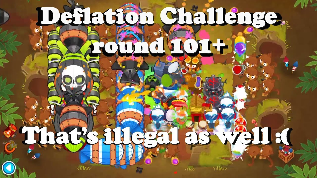 Btd6 Deflation Strategy 2019