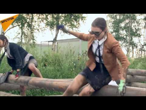 Office Assault Course: Beating the Routine