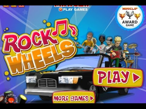 Play Rock Wheels Game Online Free Car Games To Play