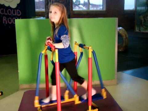 Kids Exercise Equipment Airwalker