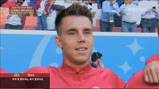 Anthem of Denmark vs Peru FIFA World Cup 2018
